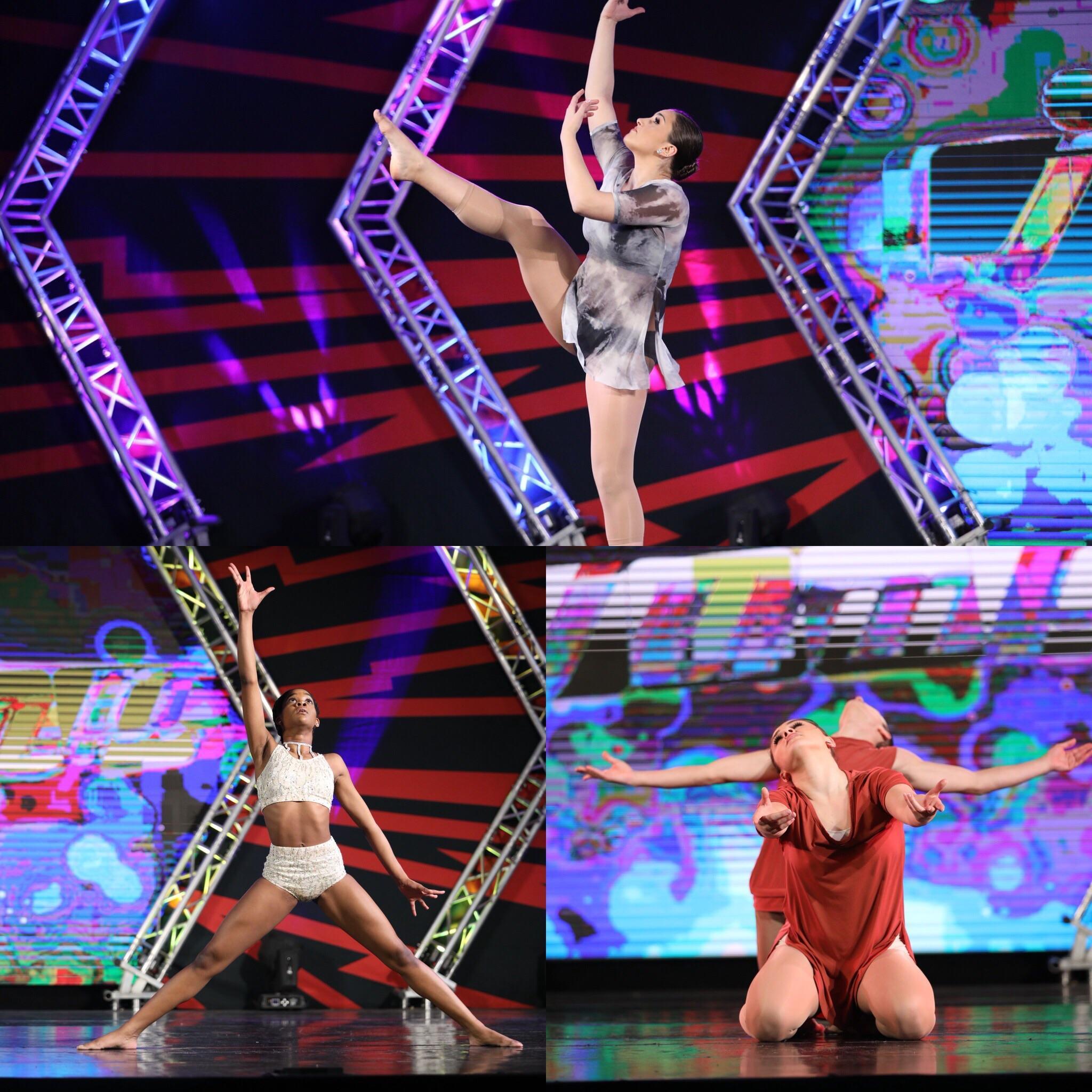 Jump competitors