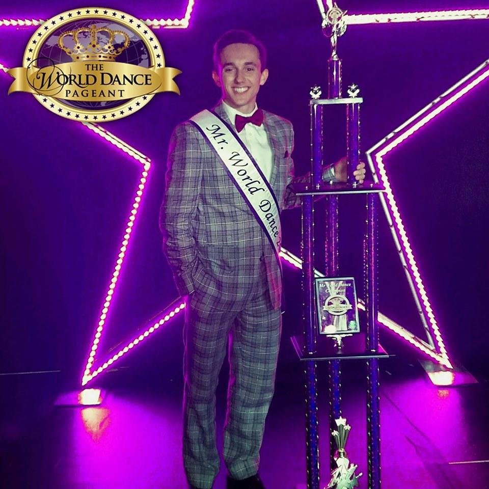 Mr. World Dance - Konnor Kelly